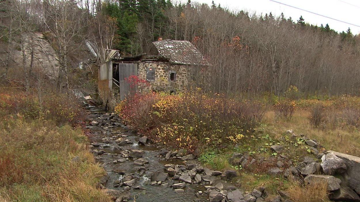 Moulin à farine de l'Isle-Verte