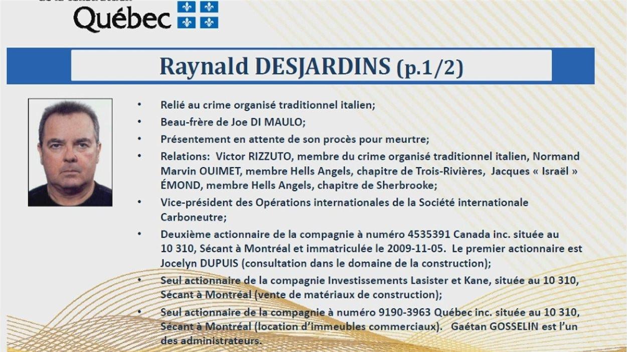 Raynald Desjardins