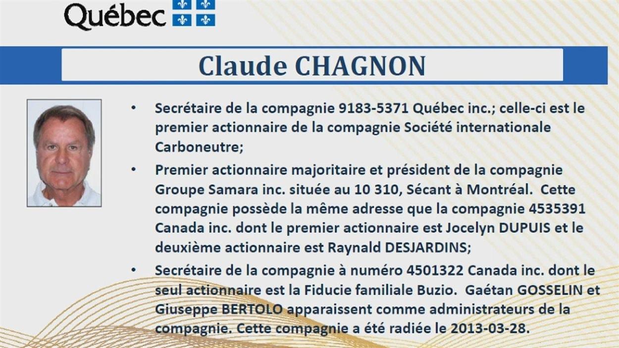 Claude Chagnon