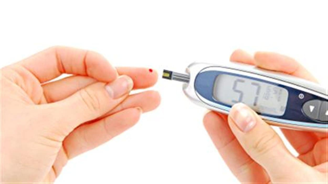 Test diabète