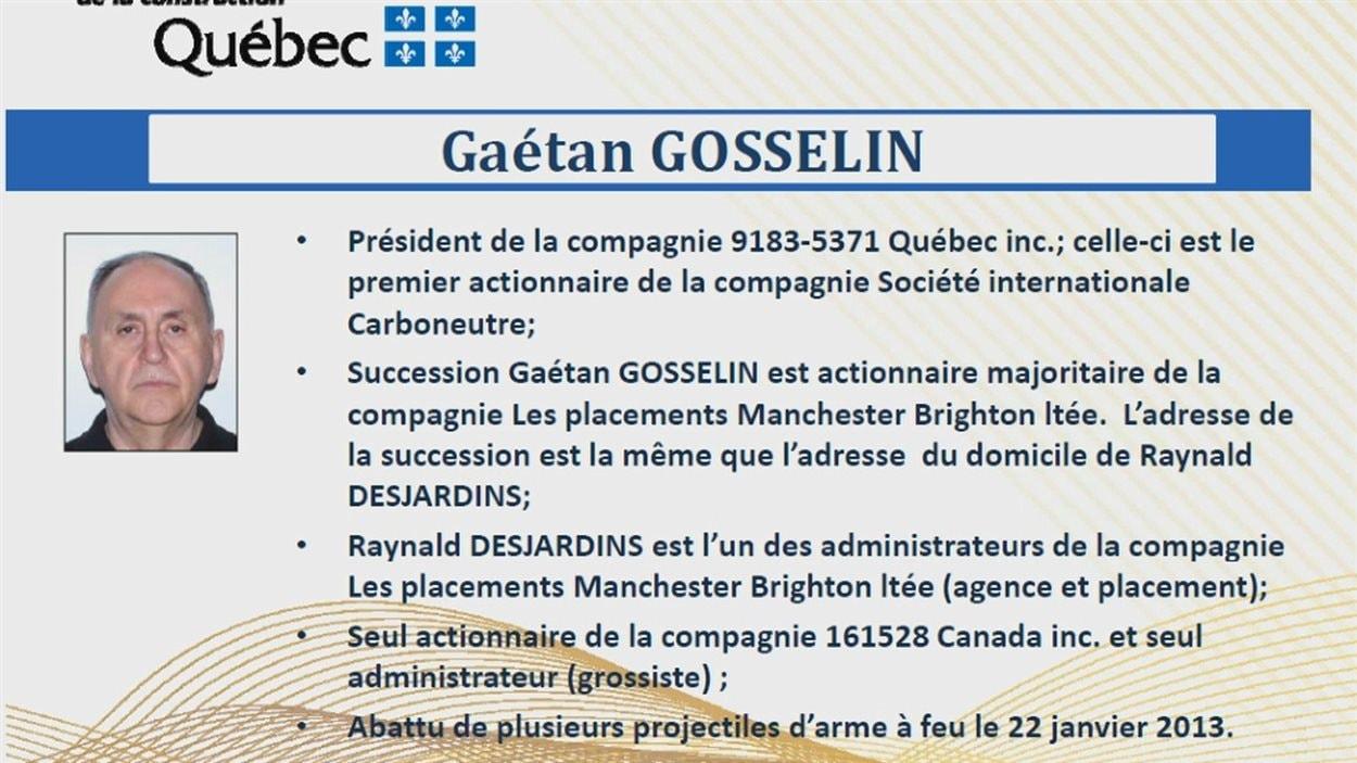 Gaétan Gosselin
