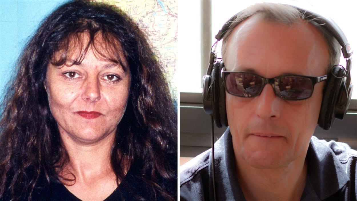 Les envoyés spéciaux de RFI au Mali, Ghislaine Dupont et Claude Verlon