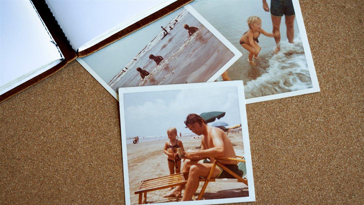Des photos de famille anciennes