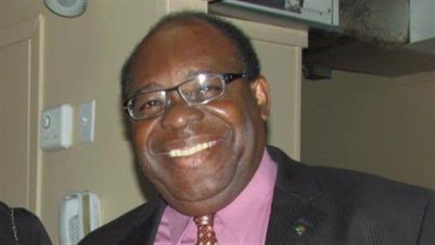 Le maire d'Amos Ulrick Chérubin