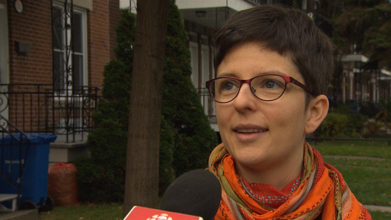 Amanda Gibeault envoie sa fille à cette garderie privée de Verdun.
