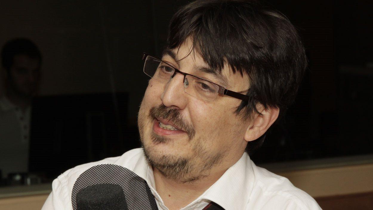 Le réalisateur David Dufresne