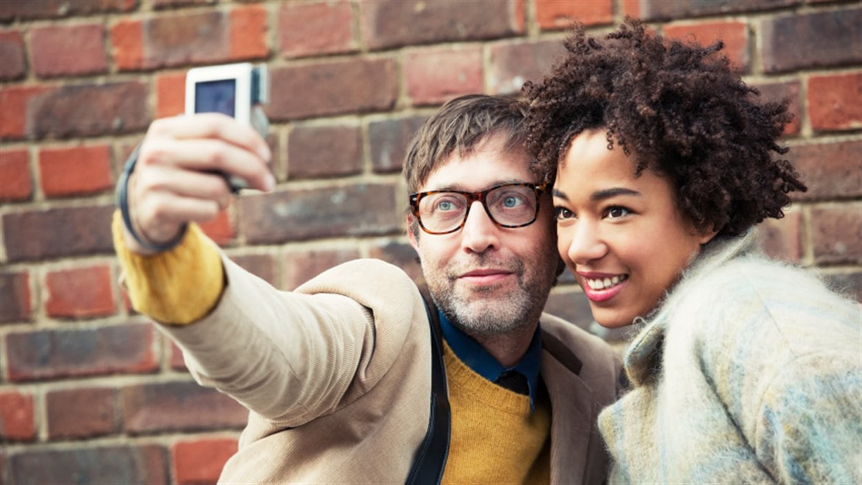 «Selfie» - Auto-portrait