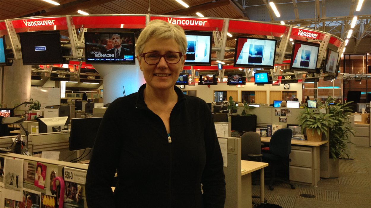 La chroniqueuse politique Manon Cornellier