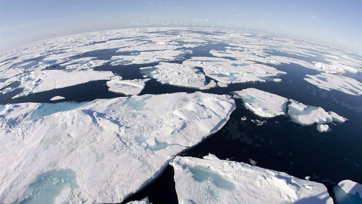 L'océan Arctique