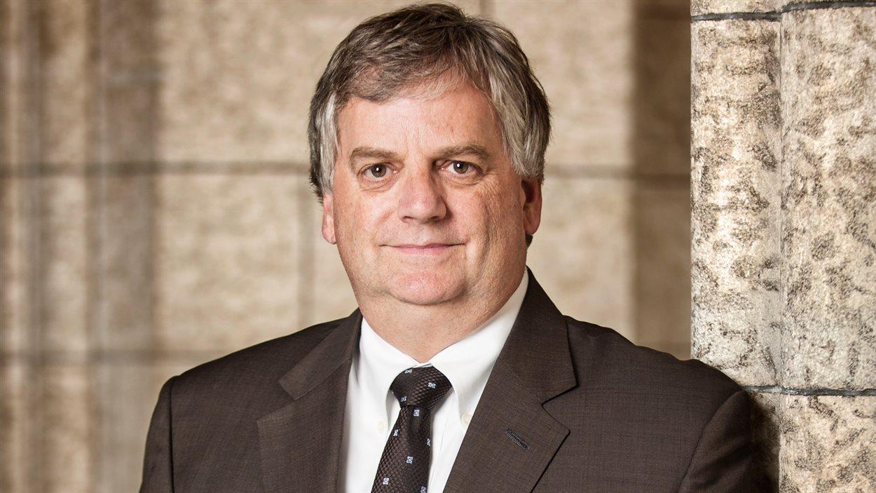 Le directeur parlementaire du budget (DPB) Jean-Denis Fréchette