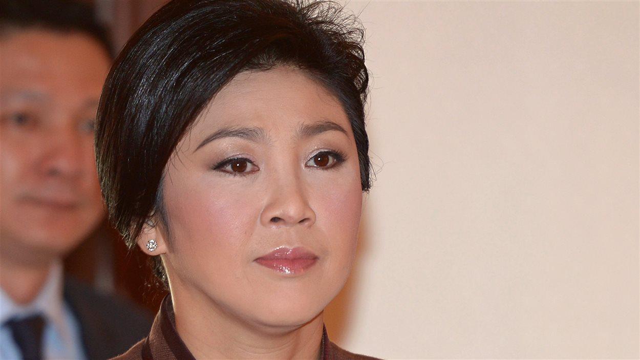 La première ministre Thaïlandaise Yingluck Shinawatra.