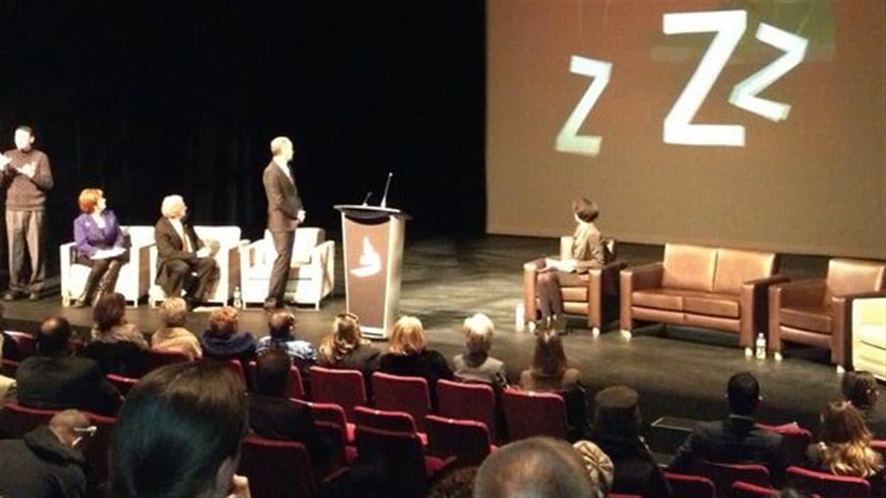 Le Musée canadien pour les droits de la personne a tenu mardi sa dernière assemblée générale avant son ouverture prévu le 20 septembre 2014.