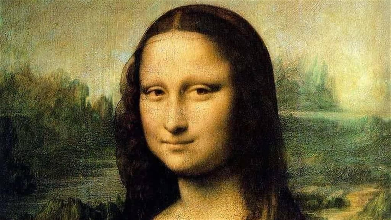 <em>La Joconde</em>, de Léonard de Vinci