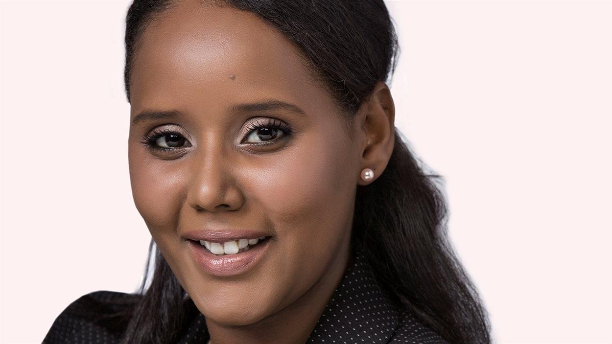 La députée israélienne d'origine éthiopienne Pnina Tamano-Shata
