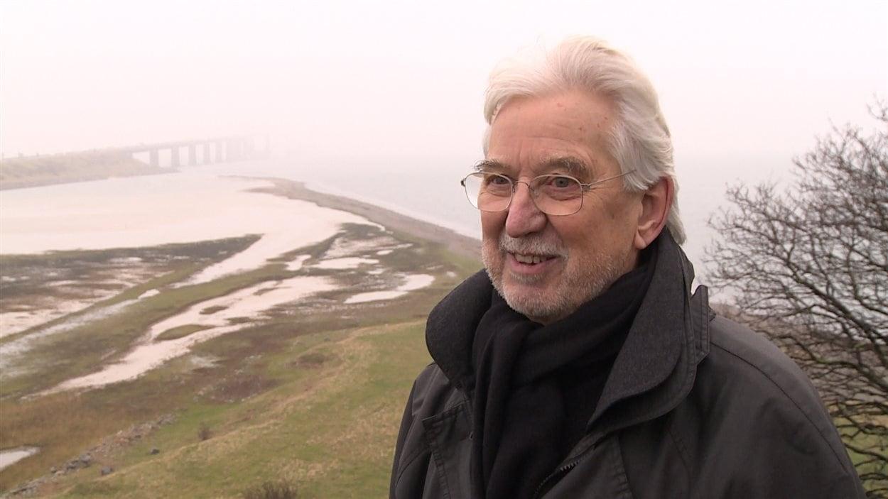 L'architecte danois Poul Ove Jensen
