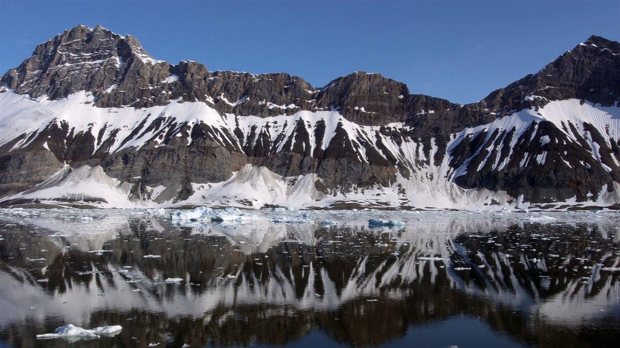 L'été en Arctique