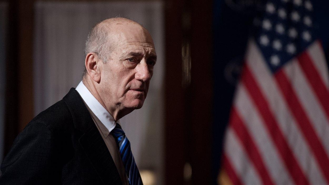 L'ex-premier ministre israélien Ehud Olmert n'a pas échappé à l'espionnage américain.