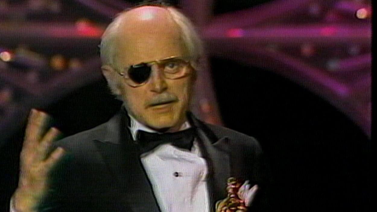 Frédéric Back est récipiendaire de deux Oscars