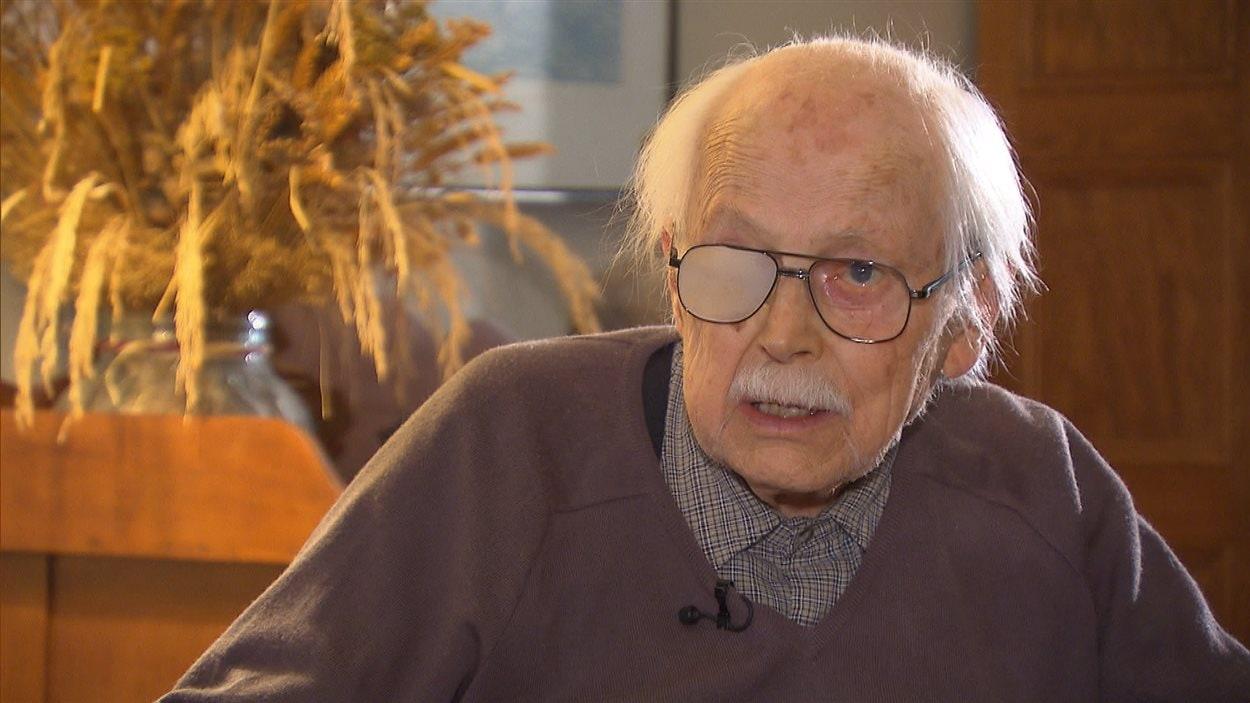 Frédéric Back, en entrevue