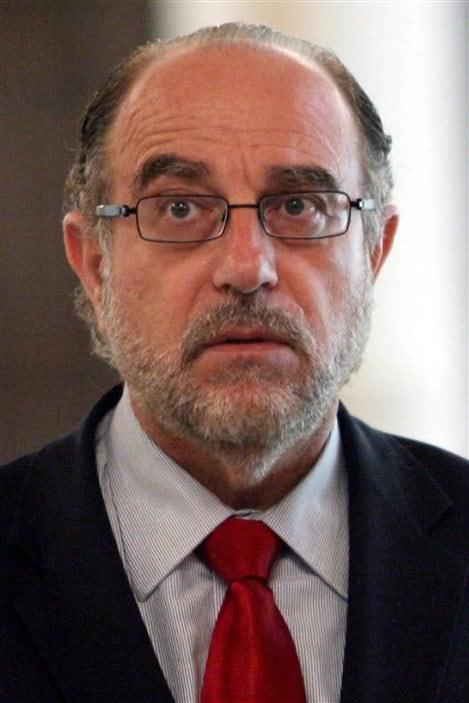 L'ancien ministre des Finances Mohamad Chatah