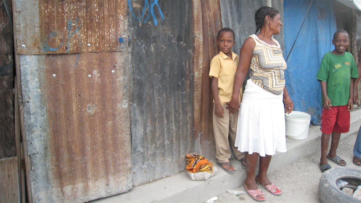 Haiti après le séisme de 2010