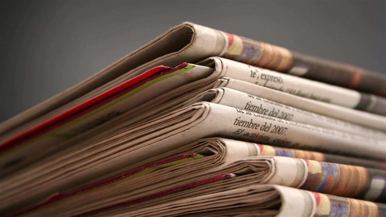 Quel est l'avenir des journaux papier?