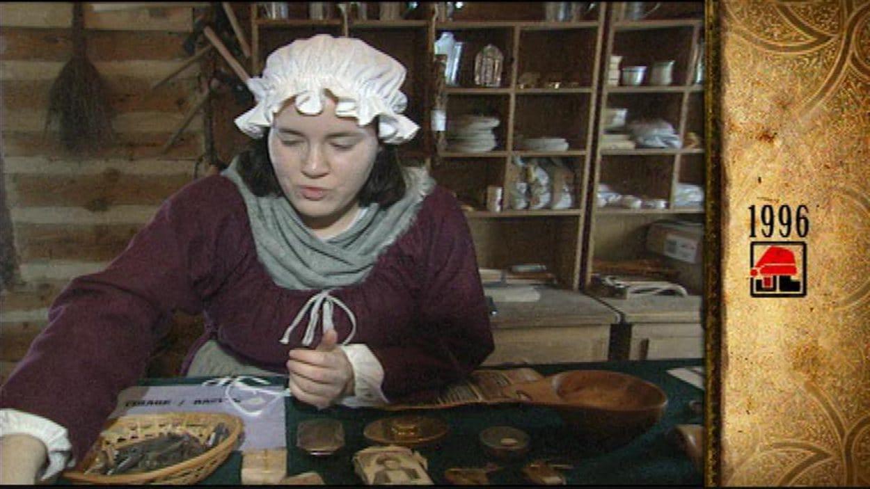 Les bénévoles ont toujours joué un grand rôle au Festival du Voyageur.
