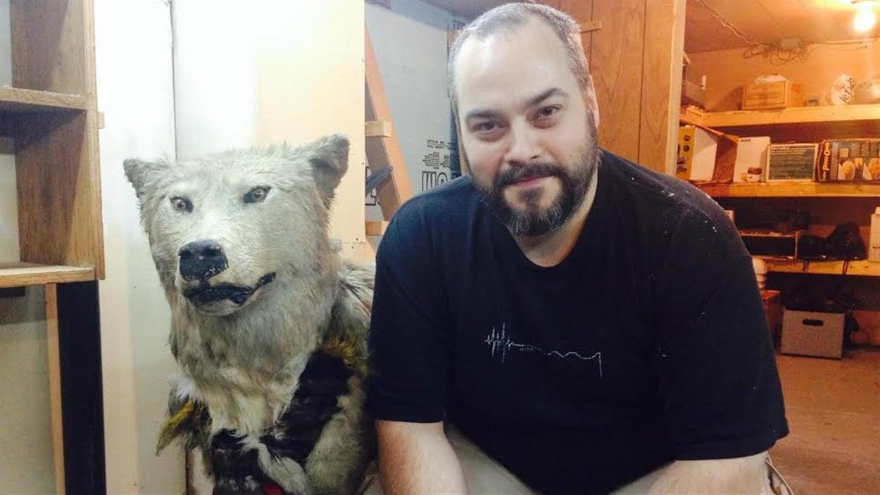 Le loup de Limoilou