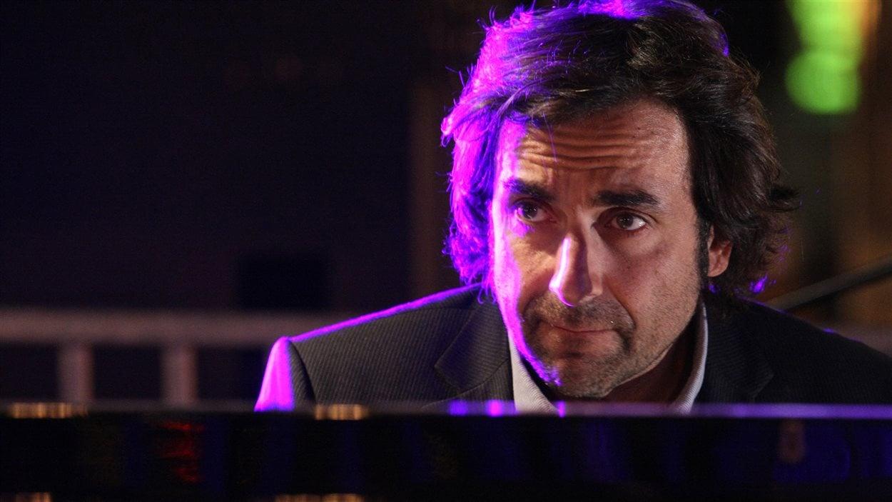 Le musicien André Manoukian