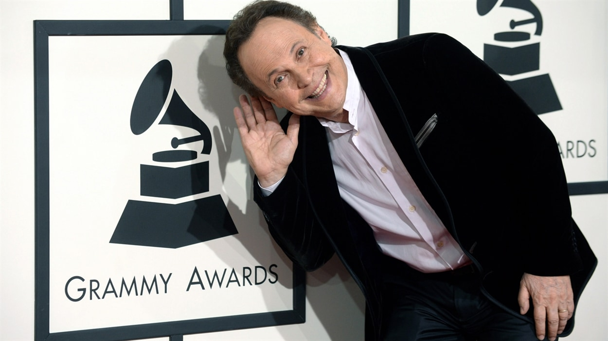 Le comédien Billy Crystal.