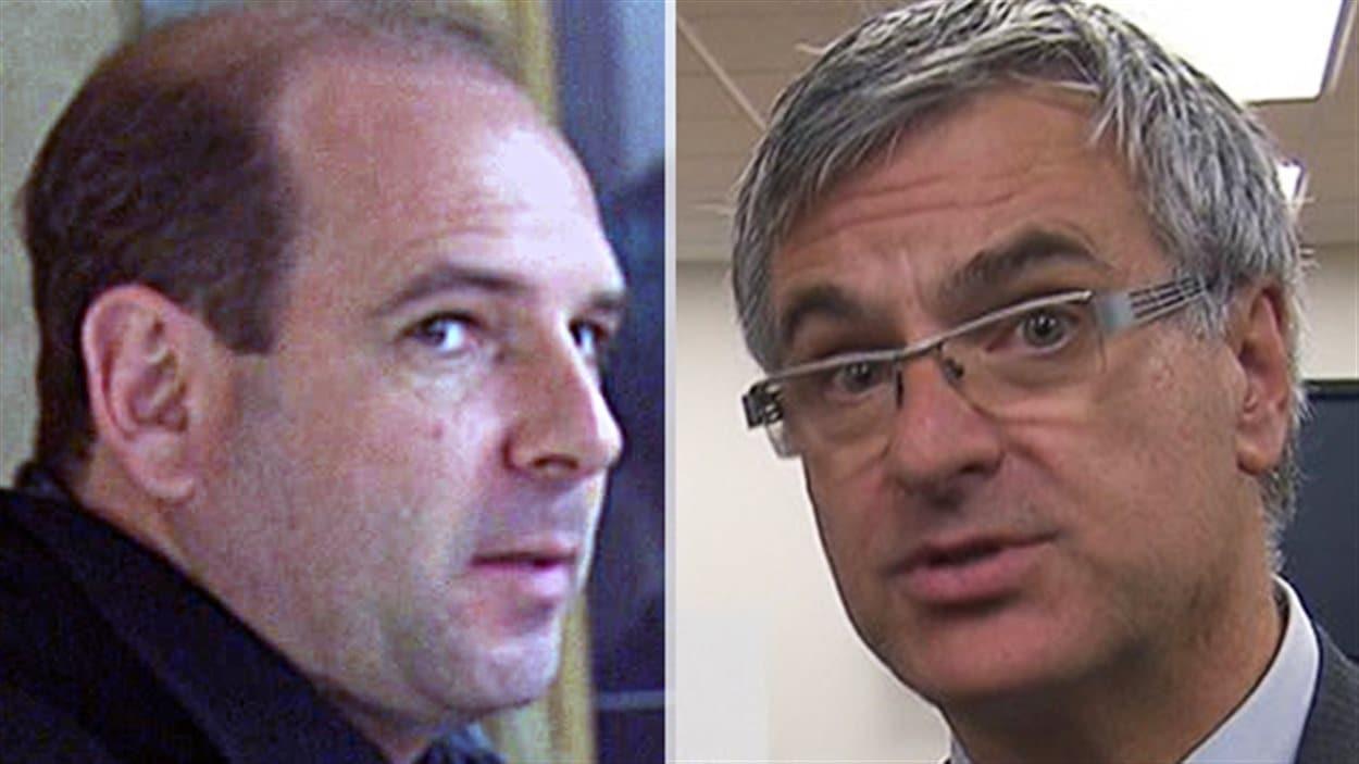 Louis-Pierre Lafortune et Jean-Marc Fournier (montage)