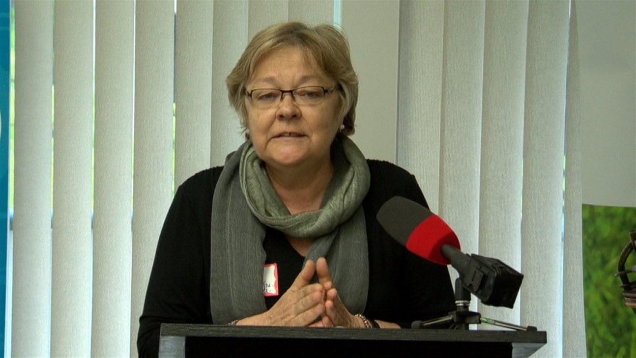 Yseult Friolet a été nommée directrice générale par intérim de la FFCB.