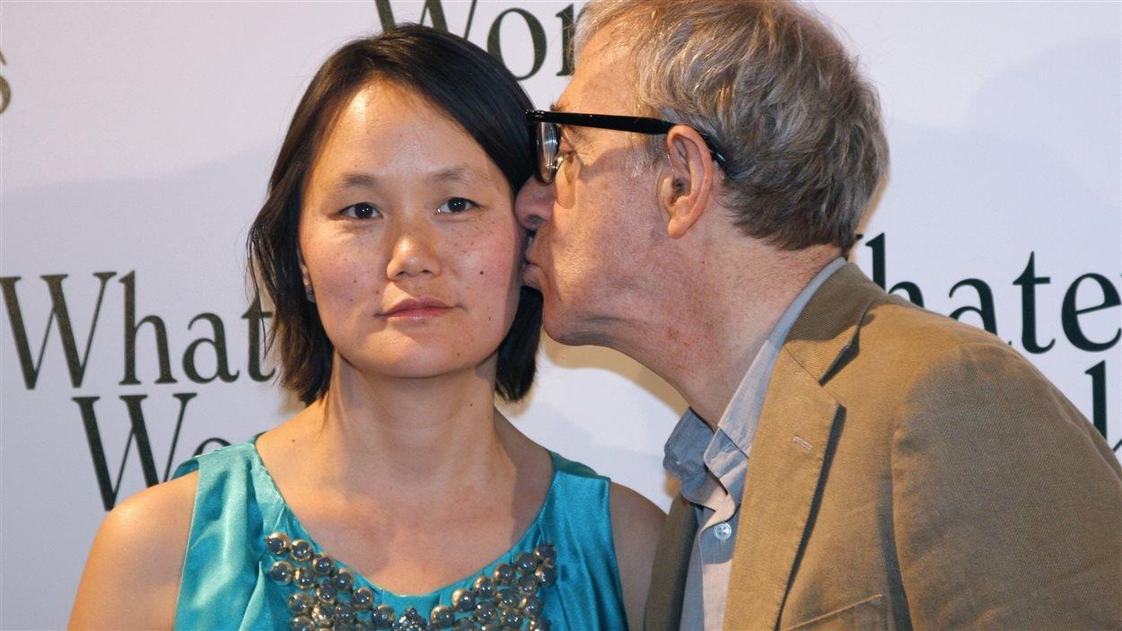 Soon-Yi Previn et Woody Allen