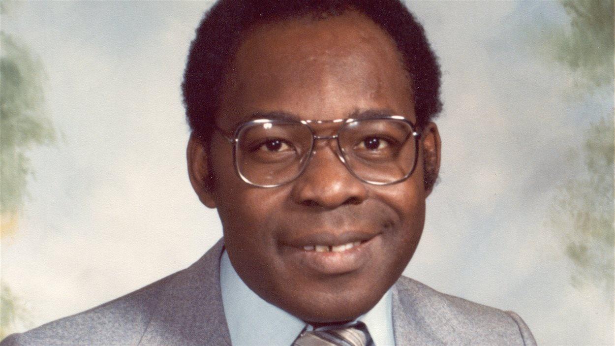 Ulrich Chérubin, maire d'Amos