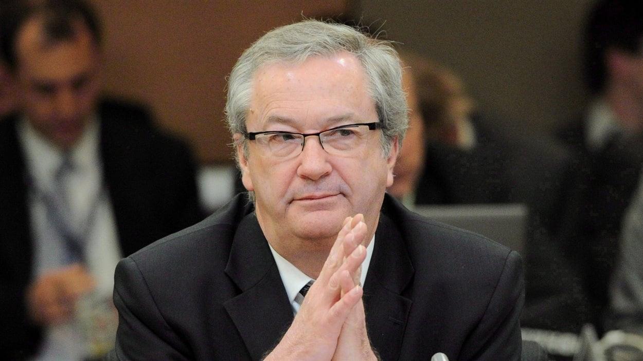 Le directeur général des élections Marc Mayrand
