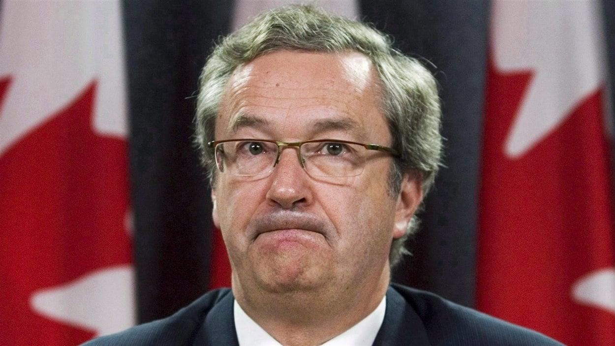 Le directeur général des élections du Canada, Marc Mayrand.