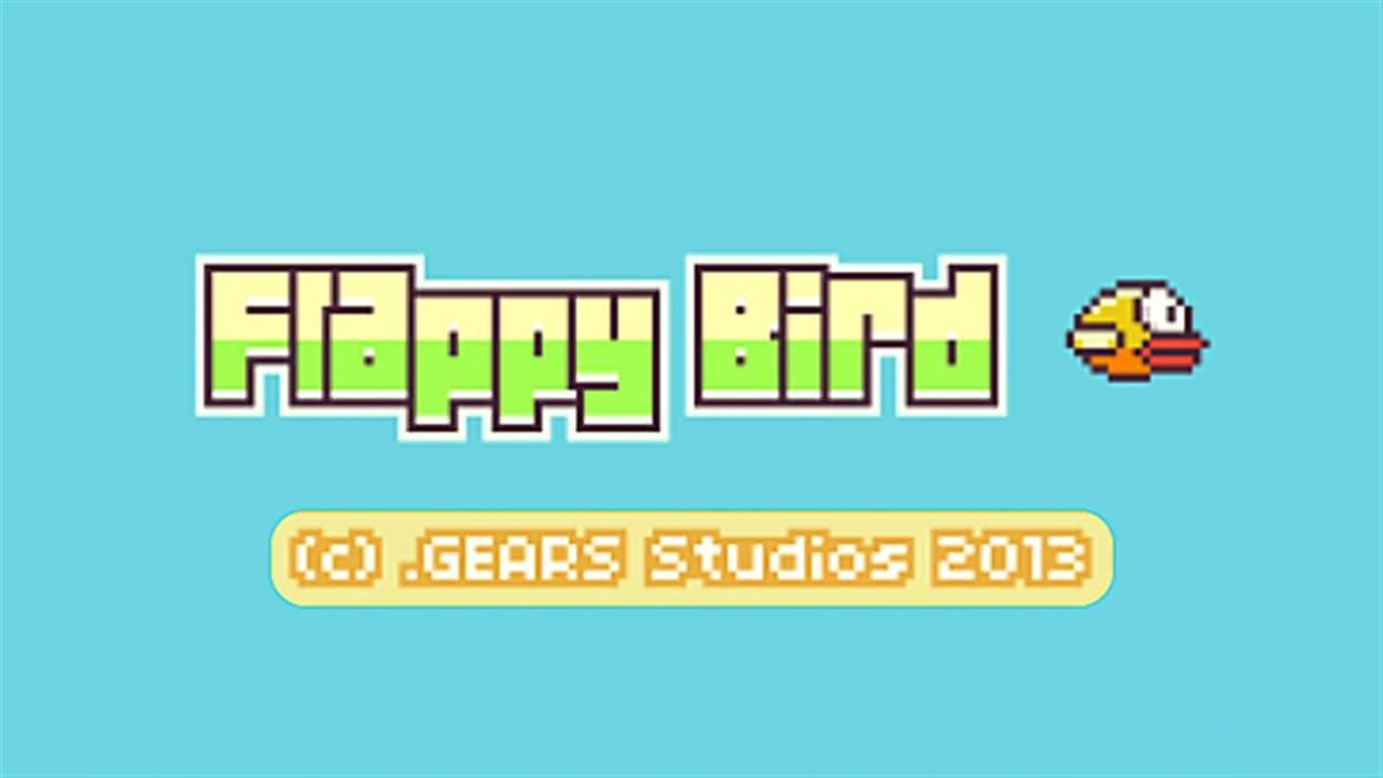 Image tirée du jeu Flappy Birds