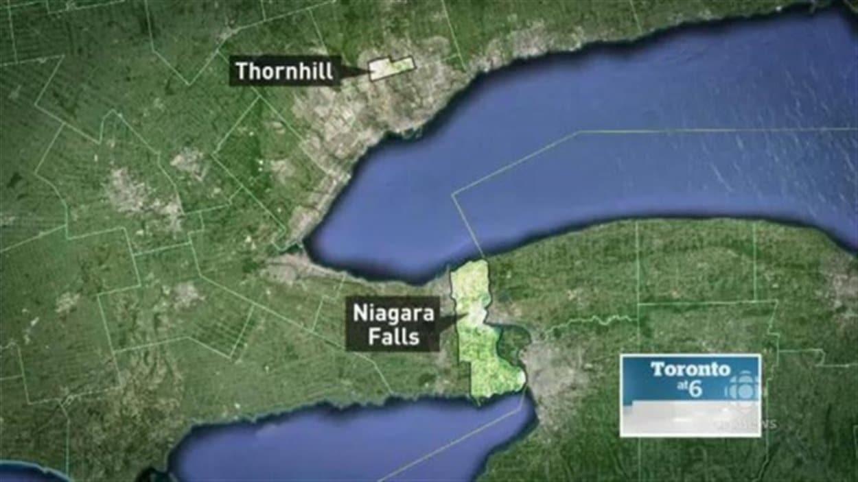 Des élections partielles auront lieu jeudi dans les circonscriptions de Thornhill et de Niagara Falls