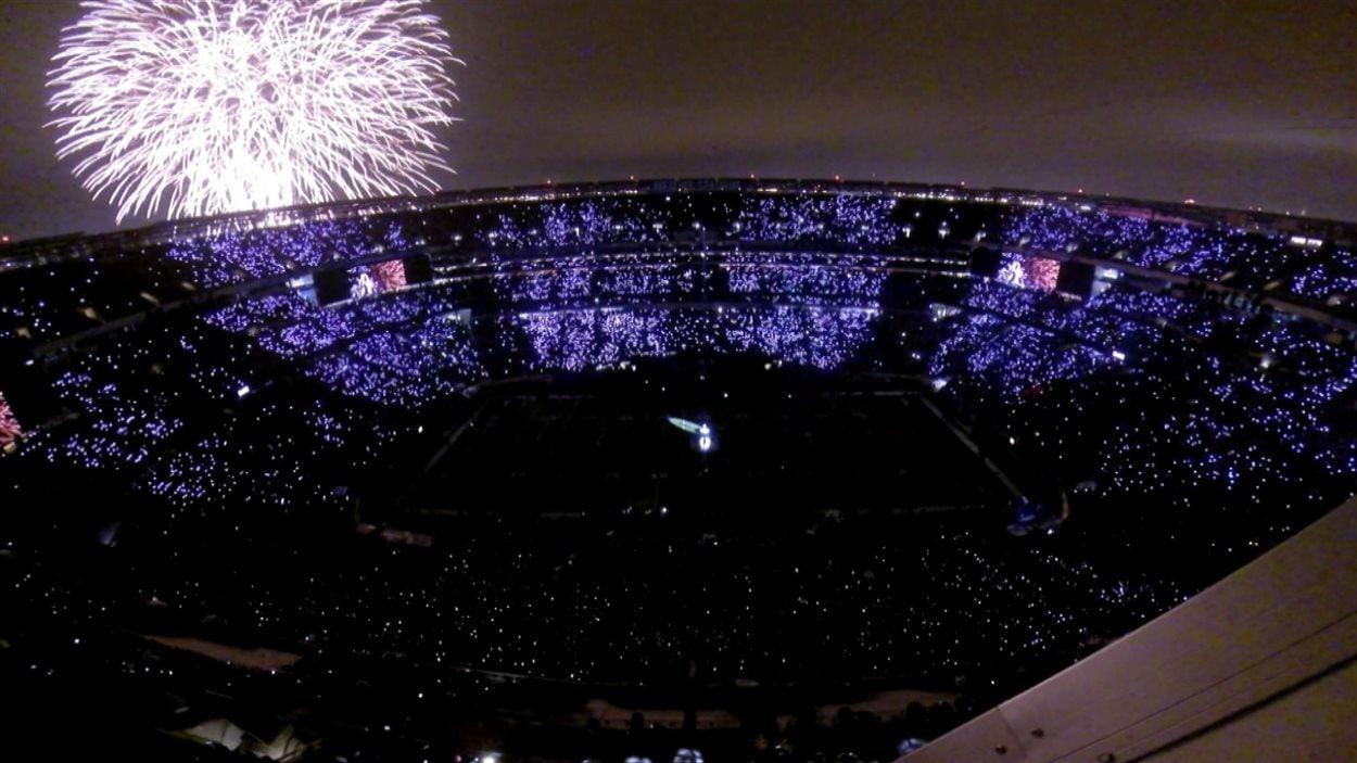 PixMob au Super Bowl