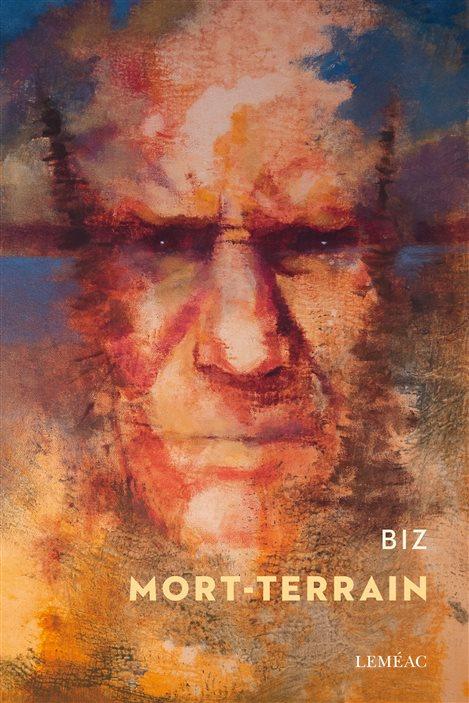 La couverture du livre de BIZ, «Mort-terrain»