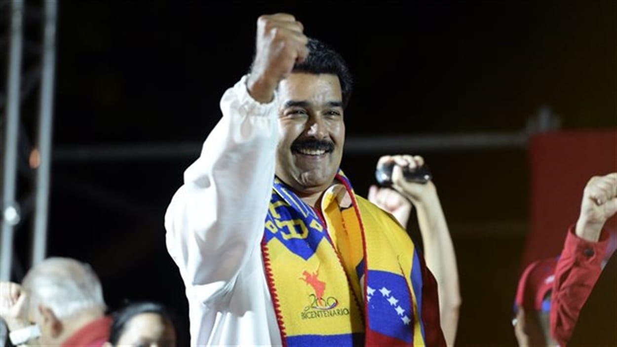 Crise politique au Venezuela
