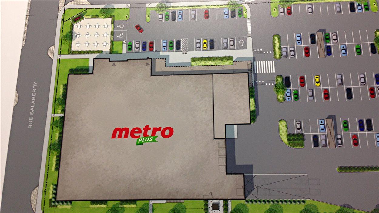Le nouveau Metro de Lac-Mégantic