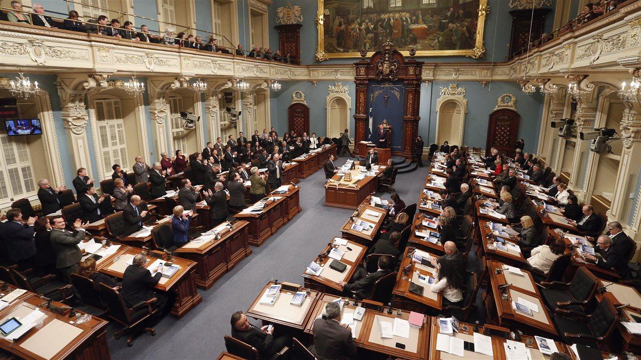 Députés à l'Assemblée nationale