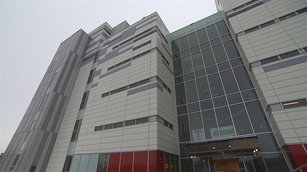 Le Centre de santé universitaire McGill, CUSM