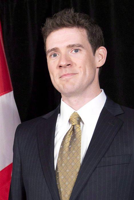 Andrew Bennett, ambassadeur canadien pour la liberté de religion le 19 février 2013