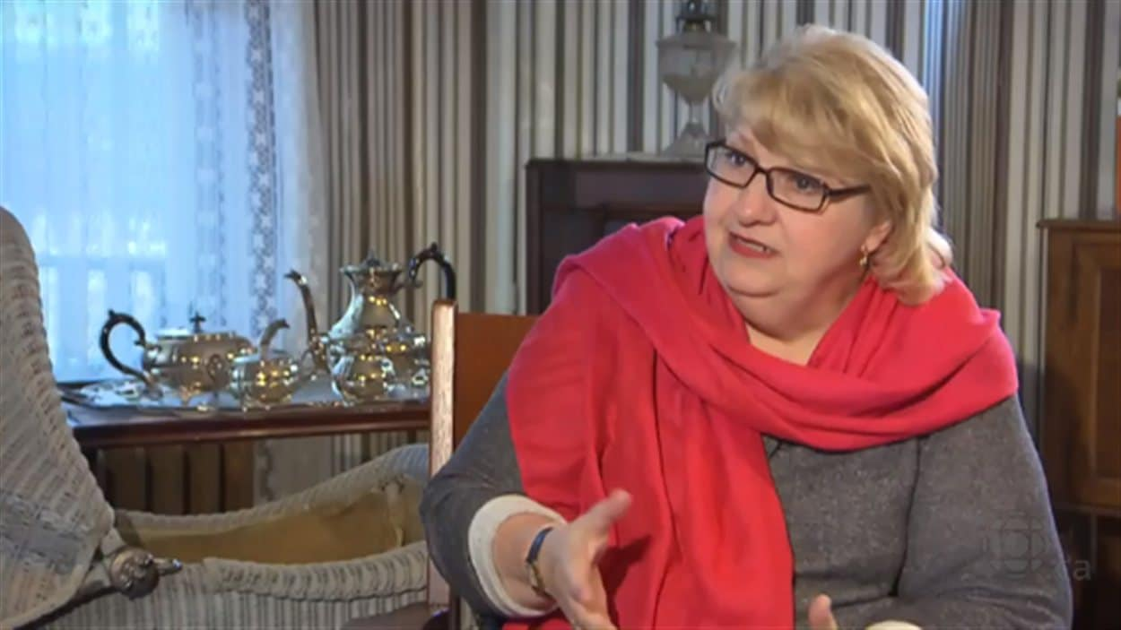 Johanne Dumas, directrice artistique du Festival du Bois