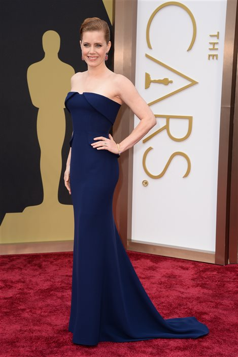 L'actrice Amy Adams