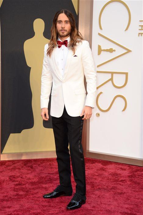 L'acteur Jared Leto