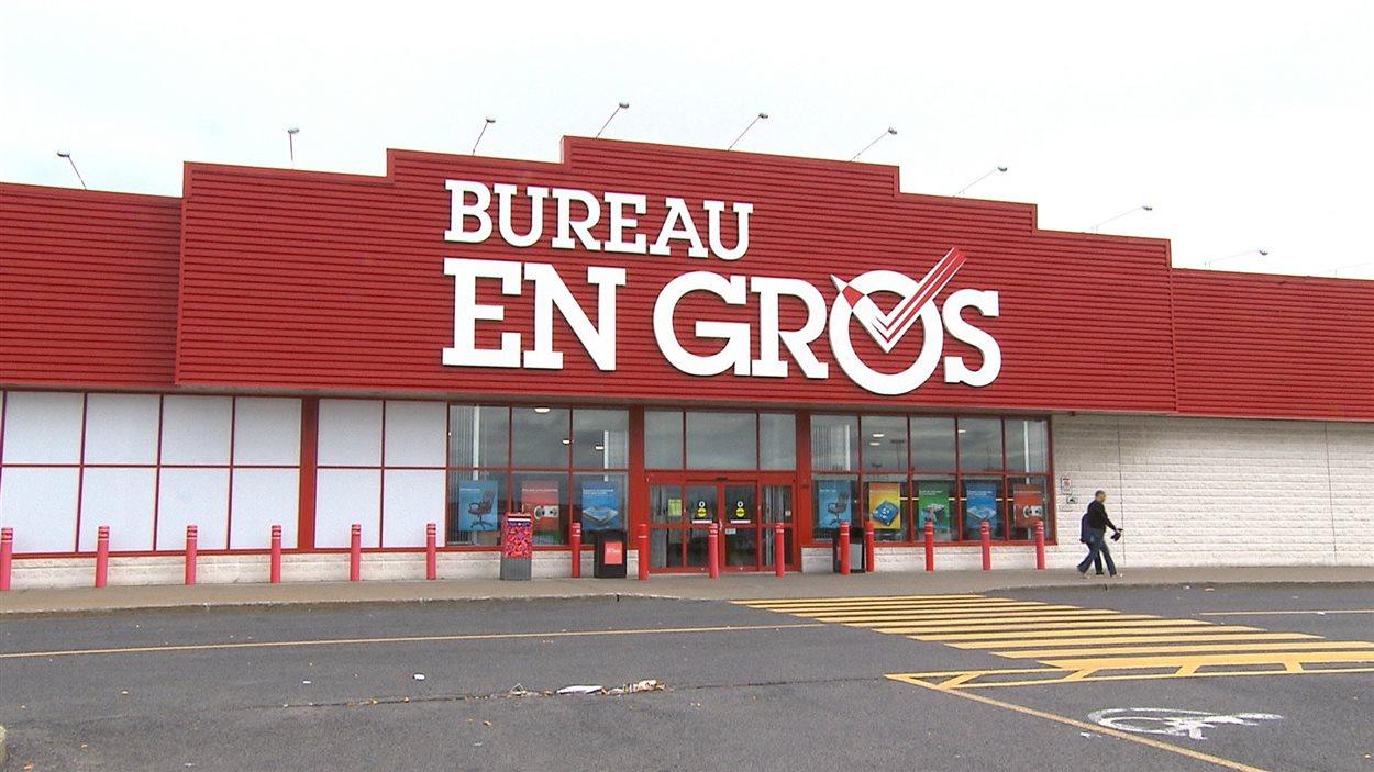 Bureau en gros ferme magasins en amérique du nord ici radio