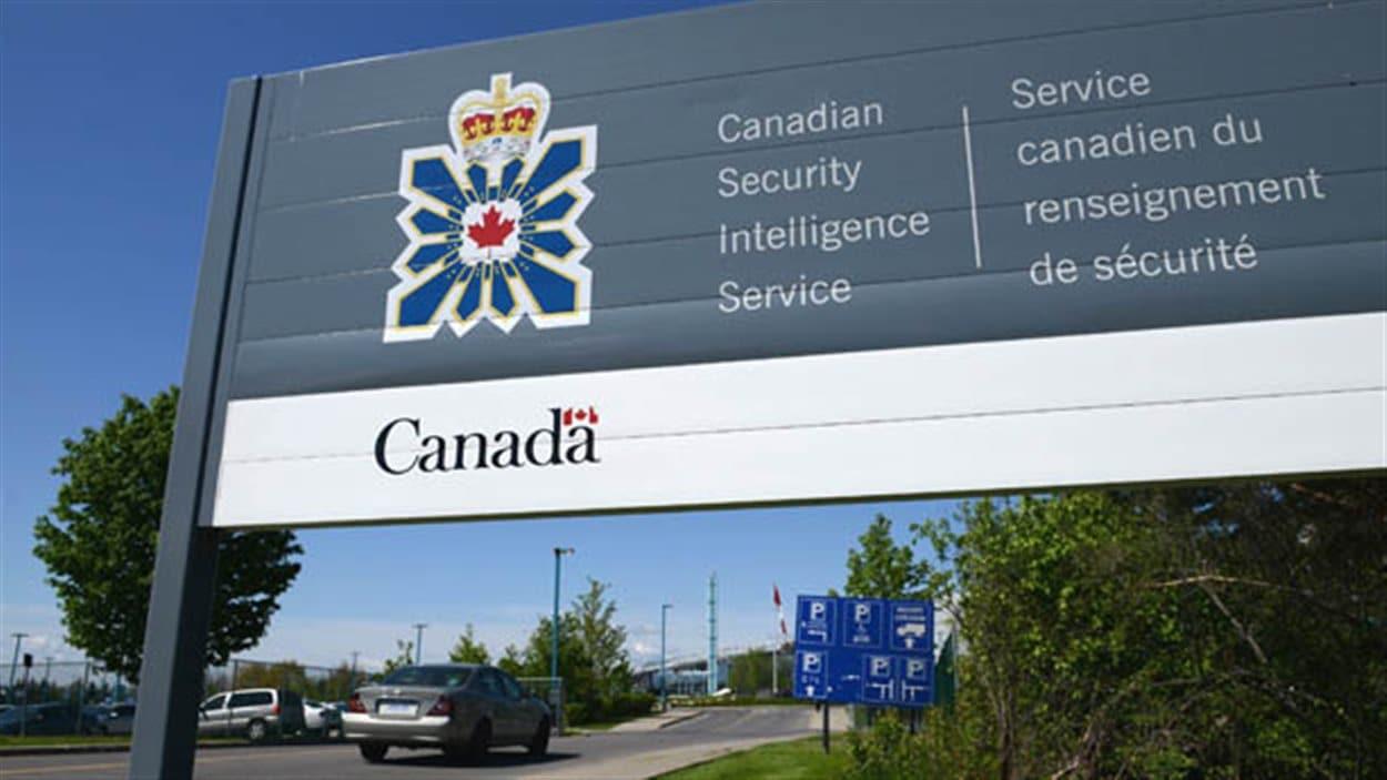 Le siège du SCRS à Ottawa.
